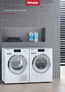 Miele Laundry Care brochure August 2019