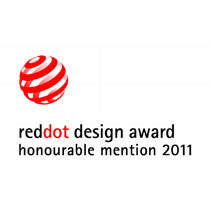 "red dot ""honorouable mention"""