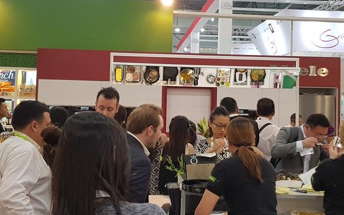 Food & Hotel Asia 2018