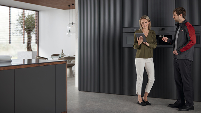 Miele Home Demonstration Programme: Individual product advice in the comfort of your own home