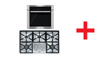 Miele Oven and Cooktop