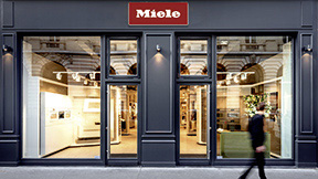 Miele Showroom | product exhibition | exhibition | store
