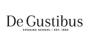 De Gustibus Cooking School by Miele Logo