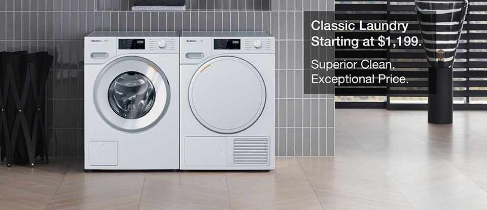Miele USA | Premium Domestic Appliances