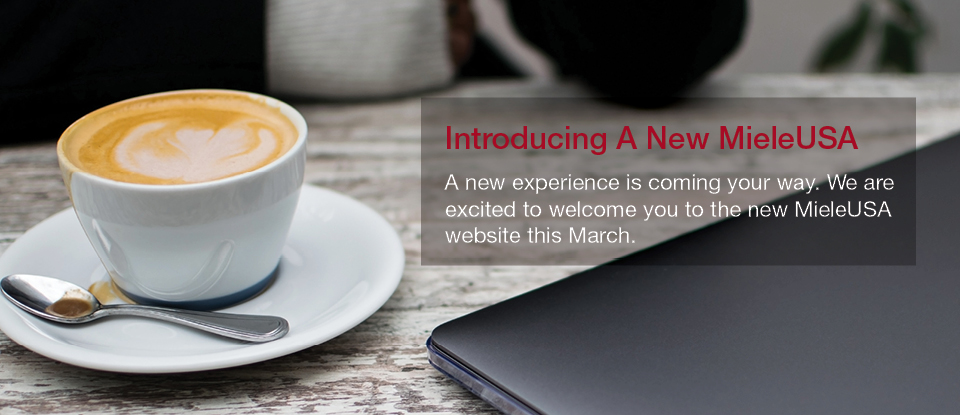 New MieleUSA Website