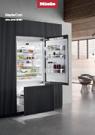 Miele MasterCool Launch Brochure