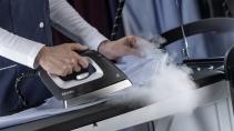 Starker Dampf – Profiqualität auf Knopfdruck