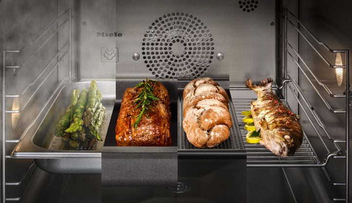 The Miele Steam Combination Oven