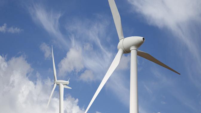 Erneuerbare Energien aus Solar- und Windkraft