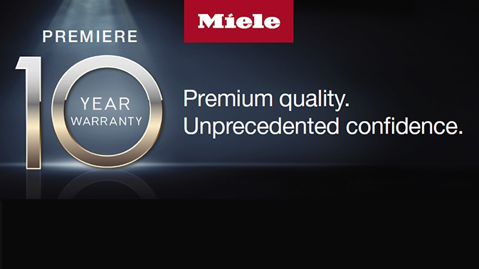 Miele 10 Year Warranty T&Cs