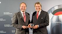 ミーレがドイツ サステナビリティ賞を受賞