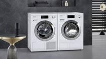 Miele の⼈気ランドリーシリーズ 「T1 ⾐類乾燥機」2020 年4 ⽉23 ⽇(⽊)発売