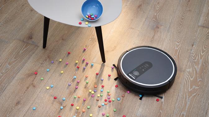 2014年9月1日(月)新発売 ミーレ・ロボット掃除機Scout RX1