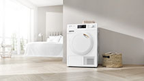 Miele 10 Star TCE 630 WP Heat Pump Dryer