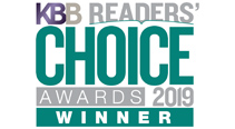 KBB Readers Choice Logo