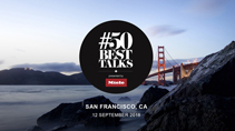 #50BestTalks