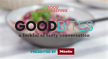 Good Bites Presented By Miele Logo
