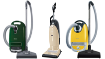 Limited Edition Vacuums