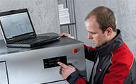 Miele Professional maintenance and service contracts