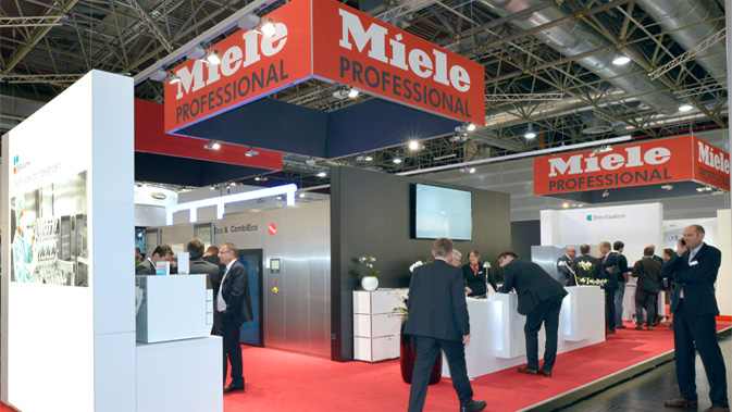 Miele Professional events