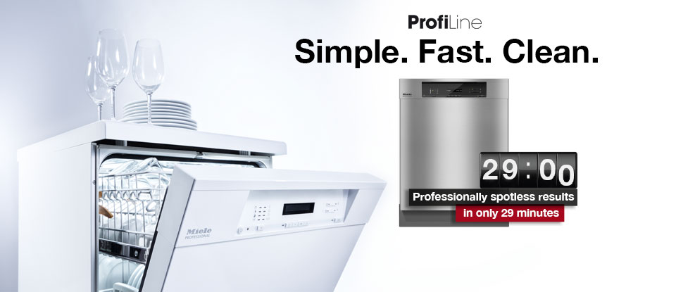 ProfiLine commerical office dishwasher