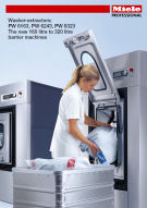 Barrier washer brochures
