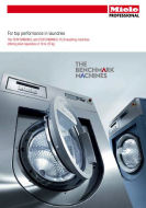 Washer-extractors brochure