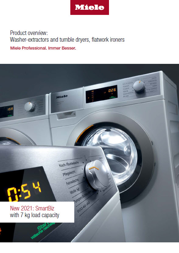 Laundry Overview Brochure