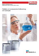 Lab washer overview brochure