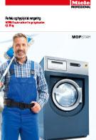 De nye Benchmark vaskemaskiner PW 4 og PW 8