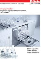 Den nye generation Rengørings- og desinfektionsmaskiner til laboratorier