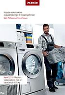 MOPSTAR – de nye mop-vaskemaskiner til rengøringsbranchen