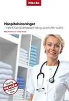 Miele Professionals sortiment målrettet hospitaler