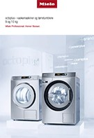 octoplus - de nye vaskemaskiner og tørretumblere
